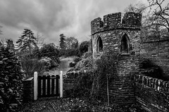 QBNT-1-12 (Michael Yule - I Can See For Miles) Tags: croftcastle herefordshire england greatbritain nationaltrust nikond7100 buildings architecture landscape parkland blackandwhite