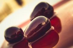 Glazing grapes (My Phone Lens) Tags: macromondays glaze light grapes fruit macro monday
