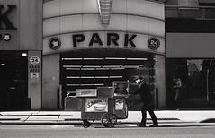 NYC Street Photography March 2017 (BonePaint) Tags: nikon fm nikkor 28mm f28 ais kodak trix 400 pushed 1600 35mm blackwhite analog film developed 11 d76 scanned epson v550 nyc street photography march 2017