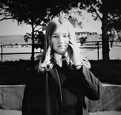 Me at school (Marlene Manto) Tags: 1970 eudunda me marlene school uniform