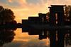 Espectacular Atardecer Templo Debob Madrid (Saseamaro) Tags: templo debod de atardecer madrid mejor espectacular maravilloso naranja saseamaro