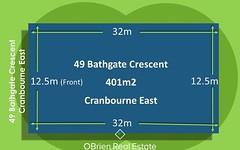 49 Bathgate Crescent, Cranbourne East VIC