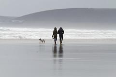 Motion in the Ocean (northdevonfocus) Tags: sea seashore kitesurfing surfing westwardho atlanticocean northdevoncoast