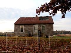 Open House! (Explored) (~~BC's~~Photographs~~) Tags: bcsphotographs canonsx50 oldbuildings fence ruins backroads kentuckyphotos earthwindandfiregroup explorekentucky explored3302017399