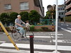 Tokyo Citizen Cyclists (Mikael Colville-Andersen) Tags: tokyo japan bike bicycle citizen cyclist cyclechic dog basket