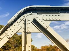 IMG_1283-Edit (francois f swanepoel) Tags: blou blue botriver botrivier bridge brug grey grys iphone iphone7plus karweiderskraal staal steel water weskaap westerncape