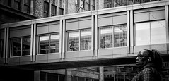 (daveson47) Tags: candid people mono monochrome bw blackandwhite skyway minneapolis street streetphoto streetphotography ricoh ricohgrd grd urban city