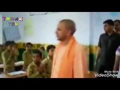 Uttar Pradesh CM Yogi Aditya Nath government school visit video on YouTube (Rahulchhillar044) Tags: uttar pradesh cm yogi aditya nath government school visit video youtube