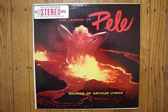 Arthur Lyman The Legend Of Pele (Hi-Fi Records 1959) (Donald Deveau) Tags: record lp vinyl exotica jazz hawaiian arthurlyman thelegendofpele pele firegoddess