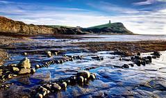 Kimmeridge Bay (Solent Poster) Tags: kimmeridge bay jurassic coastline seascape landscape pentax k1 2470mm dorset uk