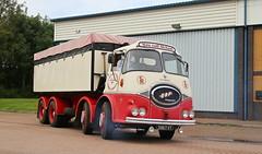 IMG_8696_1_1_1 (Frank Hilton.) Tags: classic truck lorry eight wheel maudsley aec atkinson albion leyalnd bristol austin outside heavy haulage crane 8 axle
