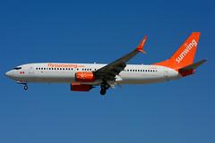 C-FPRP (Sunwing Airlines) (Steelhead 2010) Tags: sunwingairlines boeing b737800 b737 yyz creg cfprp