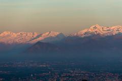 Superga, 29.03.2017-11 ( YariGhidone ) Tags: rosso avventura van life vanlife torino landscape superga camper sunset sunrise alba paesaggio top