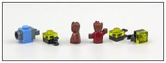 LEGO SuperHeroes Guardians of the Galaxy Vol 2 (2017) figures10 (noriart) Tags: lego 2017 marvel comics komiks strażnicy galaktyki 76081 the milano vs abilisk 76079 ravager attack 76080 ayeshas revenge groot starlord mantis rocket raccoon recenzja 8studs guardians galaxy vol 2