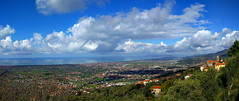 Versilia _PANO_20170326_104230m1 (maxo1965) Tags: versilia morning clouds pietrasanta fortedeimarmi landscape luminous coast tuscany capriglia tyrrheniansea italy marble