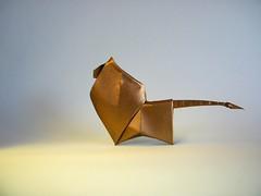León - Daniel Naranjo (Rui.Roda) Tags: origami papiroflexia papierfalten leão lion león daniel naranjo