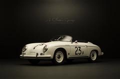 Porsche 356 Speedster # 23F (aJ Leong) Tags: porsche 356 speedster 23f 118 autoart classic cars vintage vehicles automobiles garage