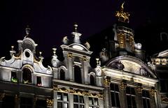 Maisons, Grand-Place de Bruxelles, Brussel, Belgium (claude lina) Tags: claudelina belgium belgique canon bruxelles brussel grandplacedebruxelles maisons houses architecture