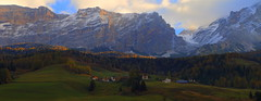Early morning in the Dolomites _MG_4112m2p (maxo1965) Tags: morning dolomites valbadia gadertal panorama landscape mountain südtirol