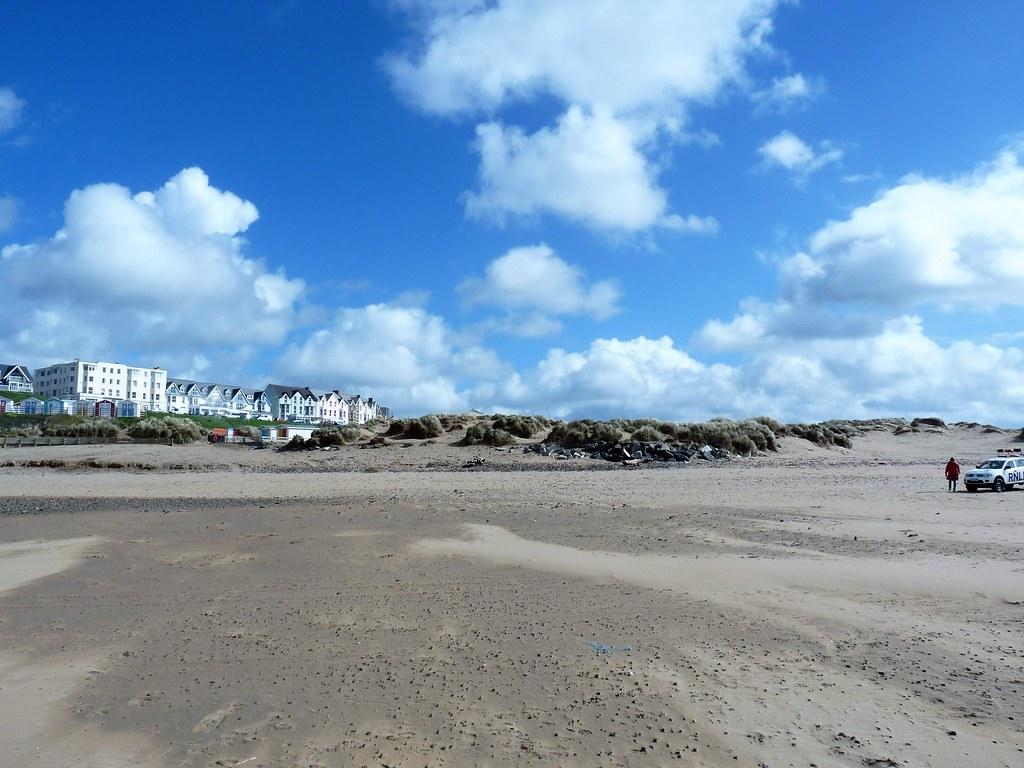 Summerleaze Beach, Bude, Cornwall, UK