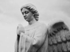 Ангел Скорби (Stillhet A.) Tags: dark cemetery angel