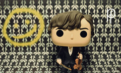 Sherlock (-Patt-) Tags: bbc sherlock serie sherlockholmes benedictcumberbatch 221b 221bbakerstreet bakerstreet londres inglaterra tv television funko funkopop vinyl toy juguete collection colección arthurconandoyle