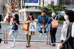 Shinjuku (Dan Szpara) Tags: tokyo street streetphotography shinjuku japan converse candid