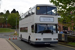 P720 GND (markkirk85) Tags: wellingborough bus buses p720 gnd p720gnd volvo olympian alexander rl lawsons corby new greater manchester south 101996 720