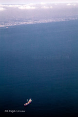 The aerial beauty of Chennai (Raja Rockey) Tags: chennai aerialview birdseyeview beauty guindy saidapet mylapore harbour marina beach landscape cityscape city fromflight fullframe canon6d tamilnadu rajakrishnan travel photography madras nammachennai sea bayofbengal river