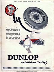 Punch June 6 1928 (hytam2) Tags: punch june 6 1928 ads advertisement thelondoncharivari 4535 volume clxxiv 174 dunlop tyres