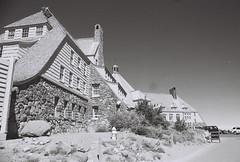 Timberline Lodge (goodfella2459) Tags: nikon f65 ilford 35mm blackandwhite film timberline lodge hotel oregon theshining horror stanley kubrick stephen king bwfp milf