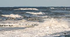 Brandung_Westkapelle (lotharmeyer) Tags: water brandung nordsee westkapelle bunen gischt wasser wellen zee sea beach
