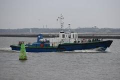 DSC_5090 (sauliusjulius) Tags: lvlpx liepaja latvia port libau karosta libava pilot4 pilot vessel liepāja mmsi 275038000 call sign yl2475
