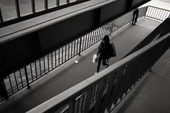Down the stairs (likeadiaryph) Tags: blackandwhite ricohgr street photo malang