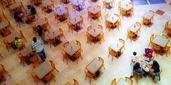 COMIDA TAN RÁPIDA QUE YA ACABARON (FOTOS PARA PASAR EL RATO) Tags: méxico gente restaurantes plazascomerciales personas