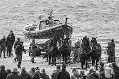 Paardenreddingsboot - 021_Web (berni.radke) Tags: ameland paardenreddingboot abrahamfock rettungsboot hollum strand meer watt holland nordsee beach pferd horse cheval caballo koń ross scialuppadisalvataggio canotdesauvetage rescueboat łódźratunkowa reddingsboot paard noordzee