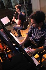 SONIDOS DE PRIMAVERA - MÚSICA EN SEMANA SANTA - TRÍO SCHOLA - SÁBADO 15 DE ABRIL´17 - IGLESIA CEREZALES DEL CONDADO (juanluisgx) Tags: leon cerezales cerezalesdelcondado spain musica music concierto concert fundacioncerezalesantoninoycinia fundacioncerezales sonidosdeprimavera musicadecamara chambermusic musicaensemanasanta davidmartingutierrez enriquelapaz ferran arbona clarinete clarinet cello violoncello piano klavier