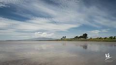 Powfoot Beach (Kit Carruthers) Tags: 2017 annandale april criffel dumfriesshire powfoot scotland sonya7ii2 sonyfe41635zaoss beach lowtide spring sunny