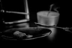 el diablo (#fuerstlife) Tags: heroin age shore drugs drogen nadel donttakedrugs fuerstlife blackwhite monochrome bw schwarzweis sw schwarzweiss big city life nordstadt blackbackground schwarzerhintergrund