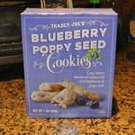 Bleuberry Poppy Seed Cookies thumbnail