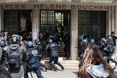 DSC07755.jpg (Reportages ici et ailleurs) Tags: frontnational lycéen paris macron election présidentielle élection seçim presidential manifestation contestation lepen