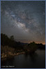 Bend in the River 6236 (maguire33@verizon.net) Tags: lyrids california easternsierra milkyway galaxy stars bishop unitedstates us lll llllighting owensriver