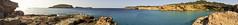 Cala Comte ([toffa]) Tags: calacomte platjiadecomte ibizaisland balearicislands spain mediterraneansea 2017 eivissa panorama