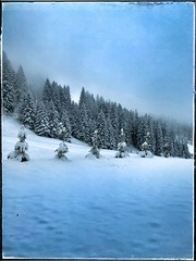 Winter's back! (celestialpilgrim) Tags: lafouly valais switzerland lateapril alps swissalps montblancregion