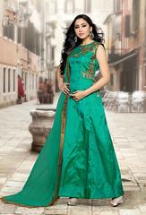 Emerald Silk Long Anarkali Salwar Suit (nikvikonline) Tags: salwarkameez silk silksuit stylish suit shalwar ss top partywear pakistanisuit pakistanisalwarsuit printed patiala pakistanikameez printedwork patialasuit pakistanidress parywear pakistaniwedding printedsaree pakistaniwear party print