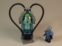 Cold, Cold Heart (sethmotion) Tags: mr freeze batman lego nora fries