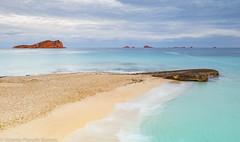 S'ESPARTA,NA PLANA,NA BOSC Y NA GORRA (VICENTE PLANELLS RAMON) Tags: playa ses blades sesparta islas de poniente ibiza amanecer dawn