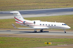GULFSTREAM AEROSPACE G-IV - SBGR/GRU (JONES CESAR DALAZEN) Tags: bay fly avion vliegtuig flygplan   aeroplano kapal lentokone pesawat eroplano lietadlo uak ndege flugvl aeronave letadla awyrennau awyren terbang lktuvas aviadilo letalo my  replgp lietadla  lennuk  zrakoplov flyvemaskine eitlen lidmana   letoun   avyon   aerrtha ajru    sasakyang panghimpapawid aviationairplaneaircraft aviadiloj husidukite     ajruplan avionului