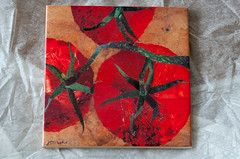 Tiles (Crispin Courtenay) Tags: artist tiles idyllwild handcraft