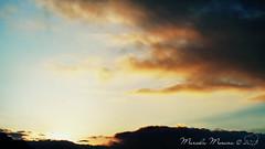 Bom dia! (marceladsm) Tags: city morning cidade sky cloud colour night cores evening twilight day good dia cu boa finepix nuvens noite bom crepusculo anoitecer hs20 exr fujifillm hs20exr